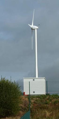 Windturbine 6-12-50 kW
